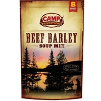 Camp Traditions Beef Barley Soup Mix