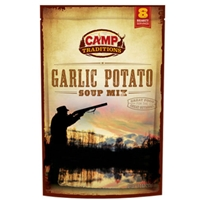 Camp Traditions Garlic Potato Soup Mix
