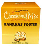 Kitchen Dancer Bananas Foster Cheeseball & Dessert Mix