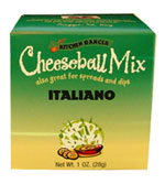Kitchen Dancer Italiano Cheeseball & Dip Mix