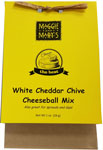 Kitchen Dancer White Cheddar & Chive Cheeseball & Dip Mix