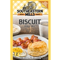 Southeastern Mills Biscuit Gravy Mix 2 Cups