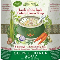 Delicae Gourmet Luck of the Irish Potato Leek Soup
