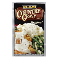 Williams Country Store Country Gravy Mix