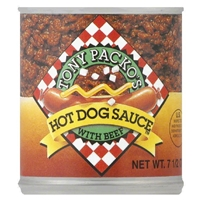 Tony Packo's Hot Dog Sauce