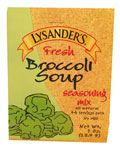 Lysander's Broccoli Soup Seasoning Mix