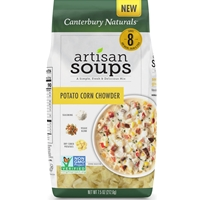 Canterbury Naturals Roasted Garlic Potato Corn Chowder