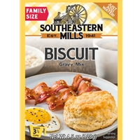 Southeastern Mills Biscuit Gravy Mix 3 1/2 Cups
