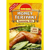 SunBird Honey Teriyaki