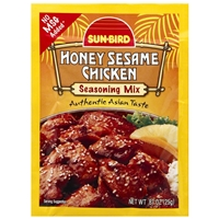 SunBird Honey Sesame Chicken