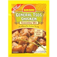 SunBird General Tso's Chicken
