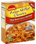 SunBird Asian Skillet Classics Thai Red Curry Shrimp