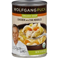 Wolfgang Puck Free Range Chicken Noodle Soup