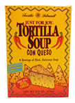 Turtle Island Tortilla con Queso Soup