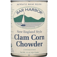 Bar Harbor New England Clam Corn Chowder