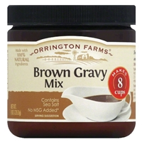 Orrington Farms Brown Gravy Mix 8 Cups