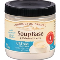 Orrington Farms Cream Flavored Soup Base 4 cups