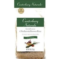 Canterbury Naturals Farmhouse Chicken & Brown Rice Soup
