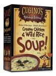 Cuginos Creamy Chicken and Wild Rice Soup