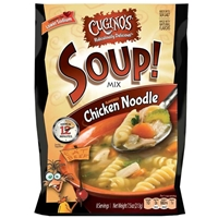 Cuginos Chicken Noodle Knockout Soup