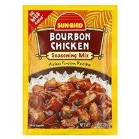 SunBird Bourbon Chicken