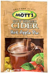 Mott's Hot Spiced Hot Apple Pie Cider