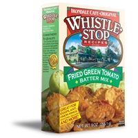 Whistle Stop Recipes Fried Green Tomato Batter