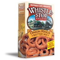 Whistle Stop Recipes Onion Ring Batter