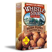 Whistle Stop Recipes Hush Puppy Batter