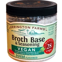 Orrington Farms Vegan Ham Flavored Soup Base 28 Cups