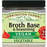 Orrington Farms Vegan Vegetable Soup Base 28 Cups