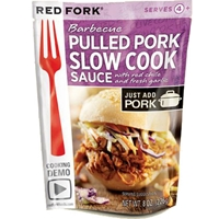 Red Fork Smoky Pulled Pork Seasoning Sauce