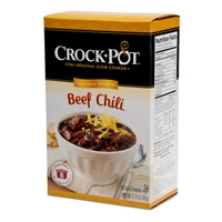Crock-Pot Beef Chili