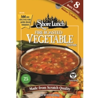 Shore Lunch Fire Roasted Vegetable Soup