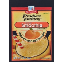 Produce Partners Orange Smoothie Drink Mix