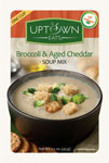 Uptown Eats Broccoli & Aged Cheddar Soup One Cup