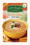 Uptown Eats Cheesy Enchilada Soup One Cup