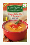 Uptown Eats Smoked Cheddar & Tomato Soup One Cup