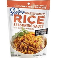 Frontera Roasted Tomato Rice Seasoning Sauce