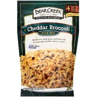 Bear Creek Cheddar Broccoli Rice Mix