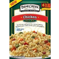 Bear Creek Chicken Rice Mix