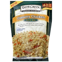 Bear Creek Creamy Chicken Rice Mix