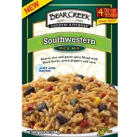 Bear Creek Southwestern Rice Mix