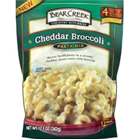 Bear Creek Cheddar Broccoli Pasta Mix