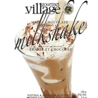 Gourmet du Village Maple Chocolate Milkshake