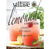 Gourmet du Village Cherry Lemonade Mix