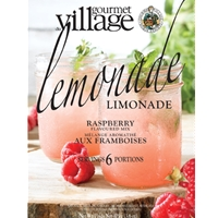 Gourmet du Village Raspberry Lemonade Mix