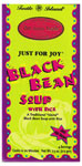 Turtle Island Black Bean Soup with Rice