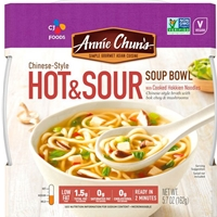 Annie Chun's Hot and Sour Noodle Soup Bowl
