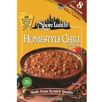 Shore Lunch Homestyle Chili with Beans Soup Mix